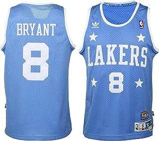631095659 Kobe Bryant Los Angeles Lakers Youth Hardwood Classics Soul Jersey
