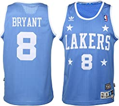 adidas Kobe Bryant Los Angeles Lakers Youth Hardwood Classics Soul Jersey