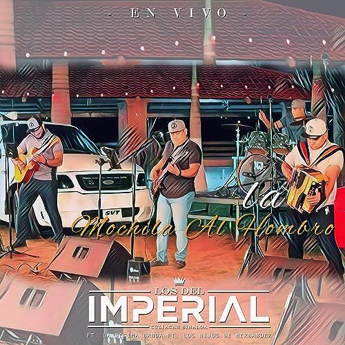 La Mochila al Hombro (En Vivo) [feat. La Decima Banda & Hijos