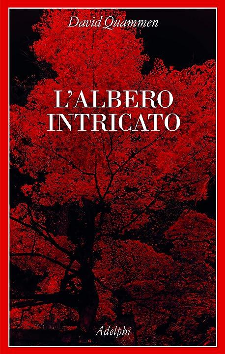 L`albero intricato (italiano) copertina flessibile 978-8845934803