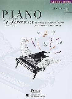 Piano Adventures: Lesson Book - Level 5