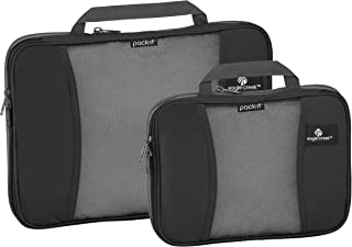 [Eagle Creek] travel pouch pack-it-compression cube set 11862154 001 BLACK