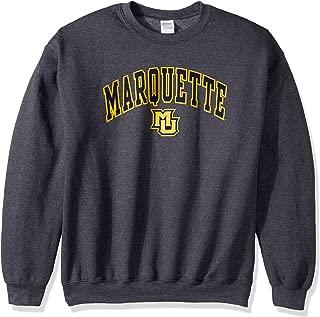 NCAA Crewneck Sweatshirt Dark Heather Arch