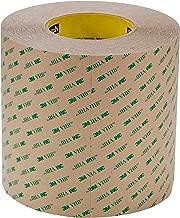 3M VHB Adhesive Transfer Tape F9473PC Clear, 2 in x 60 Yard 10 mil, 6 Rolls Per Case
