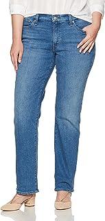 Levi's Women's Plus Size 414 Classic Straight Jean's