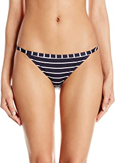 French Connection Women's Triangle Brief Bikini Bottom