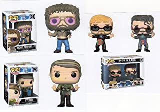 "Funko SATURDAY NIGHT LIVE 3.75"" POP SET – DICK IN A BOX- STEFON & MORE COWBELL"