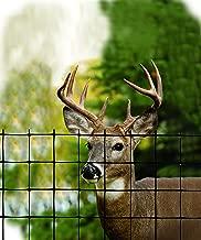 Tenax 2A120054 Economy Deer Control Fence, 6' x 330', Black