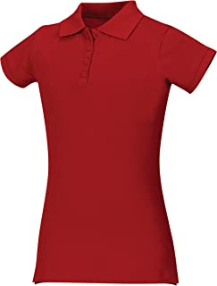 Classroom Junior's Junior Stretch Pique Polo