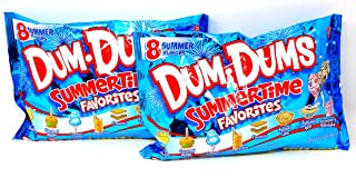 Dum-Dums Limited Edition Summertime Favorites 10.4 oz. Bag | 2 Pack