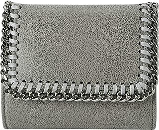 [ステラマッカートニー] 折財布 レディース STELLA McCARTNEY 431000 W9132 1220 グレー [並行輸入品]