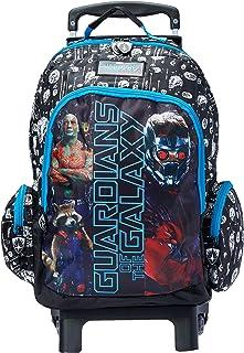 Mala Escolar G com Rodinhas, DMW Bags, Guardiões da Galáxia, 11113