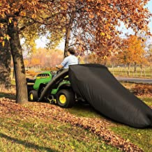 VIBIRIT Lawn Tractor Leaf Bag,Bag with Chute Kit for Cub Cadet XT1 LT42, XT1 LT46, XT2 LX42, XT2 LX46 Lawn Tractors (Tendon Cloth, 54 Cubic feet)