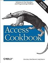 ms access cookbook