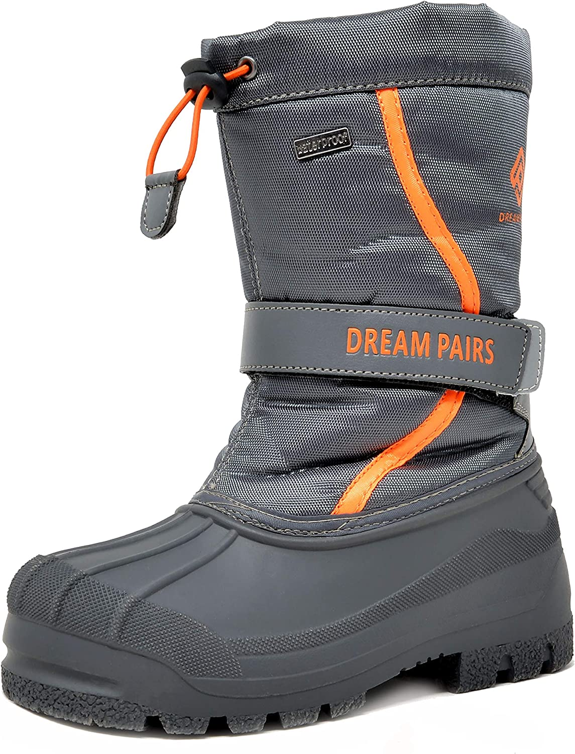 DREAM Weekly update PAIRS Boys Girls Mid Calf Waterproof Snow Boots Winter Factory outlet