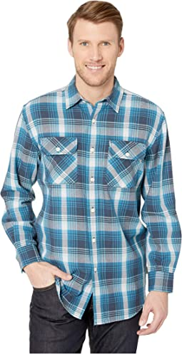 Blue/Grey Plaid