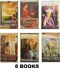 Philippa Gregory's Tudor Court 6-Book Set: The Constant Princess, The Other Boleyn Girl, The Boleyn Inheritance, The Queen...