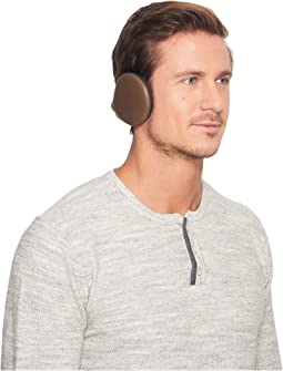 UGG - Leather Wrap Around Earmuffs