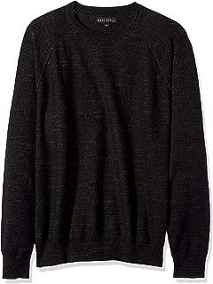 J.Crew Mercantile Men's Textured Cotton Crewneck Sweater