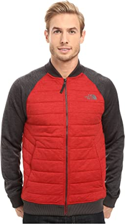 Cardinal Red Heather/TNF Dark Grey Heather (Prior Season)