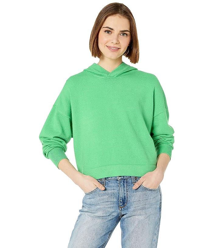 BB Dakota All Hood Things Sweater (Misty Jade) Women