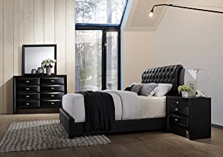 Italian Bedroom Furniture Bedroom With White And Brown Platform Bed