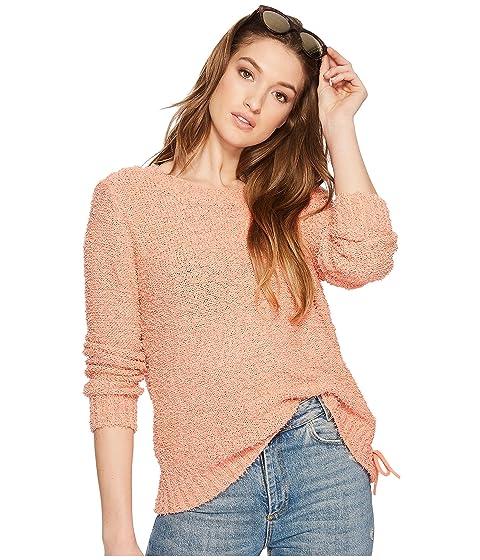 Jack By Bb Dakota Suzanne Side Laced Tunic Sweater 027c32388