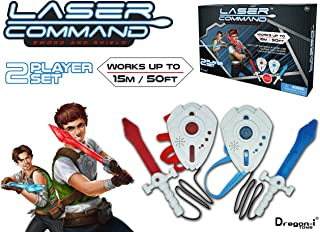 Laser Command- Sword and Shield
