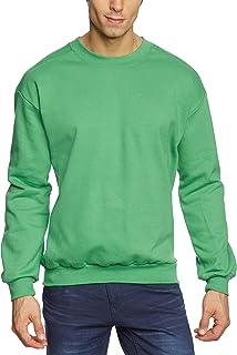 Anvil Men's Crew Neck Fleece Sweatshirt