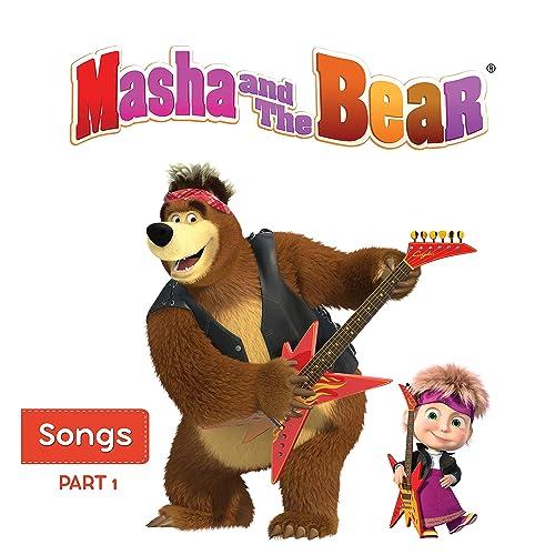 7fd7864df8372 Masha and the Bear Songs, Pt. 1 by Mikhail Shtangrud & Vasily ...