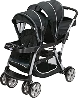 Graco 1934625 Ready2Grow Click Connect Lx Stroller For Unisex, Gotham