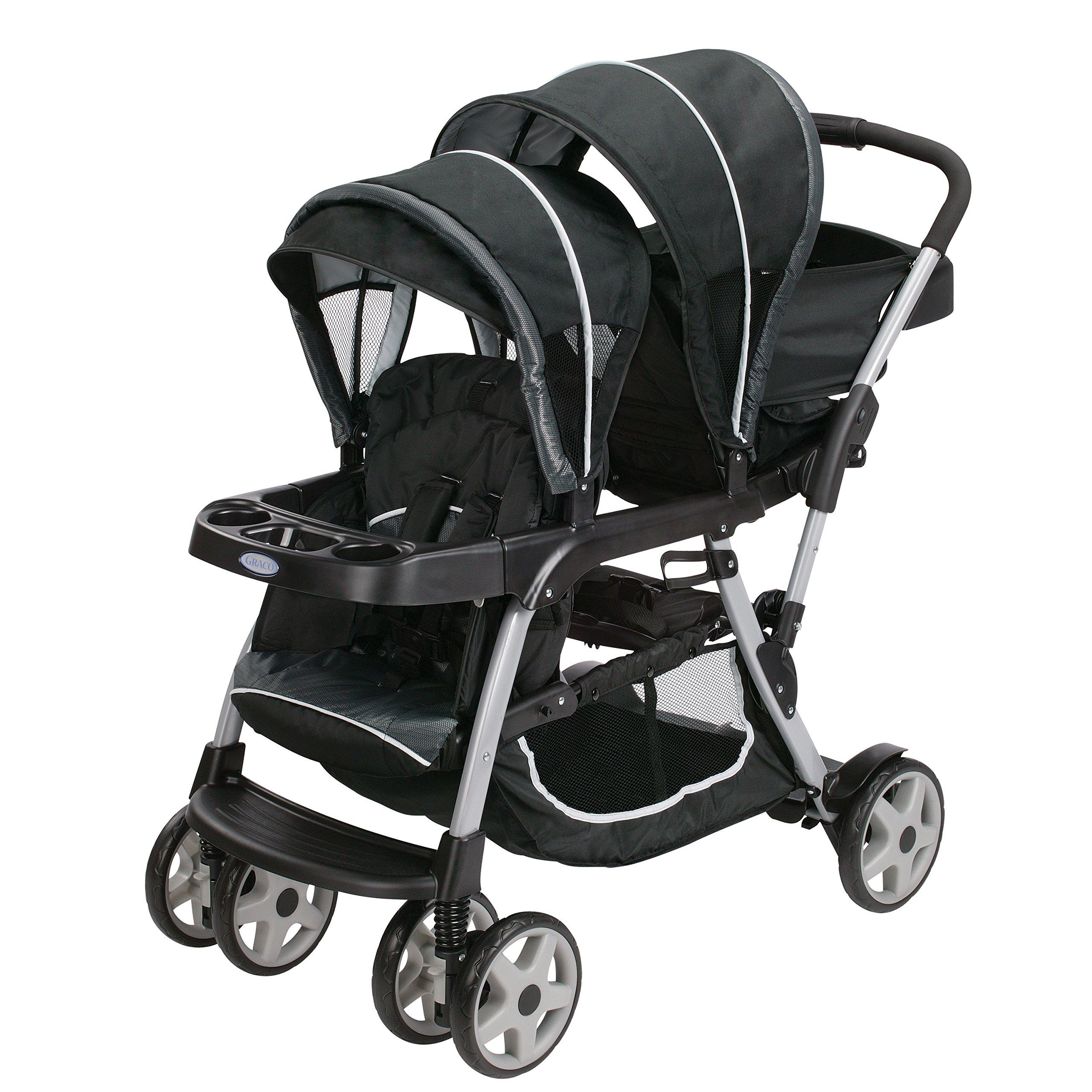 Graco Ready2Grow Double Stroller Gotham