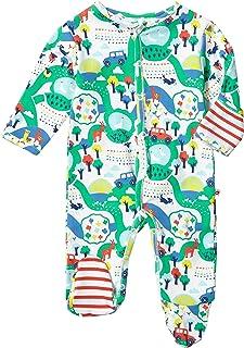 Piccalilly Malham Farm Pantoufles Bambins, Multicoloured, Newborn Mixte bébé