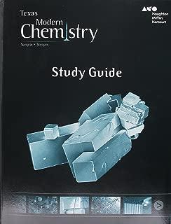 Holt McDougal Modern Chemistry: Study Guide