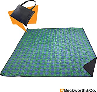 Beckworth & Co. FlexTote Outdoor Picnic & Beach Blanket