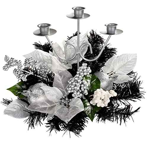 Christmas Table Decoration Amazon Co Uk