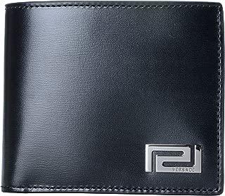 100% Leather Black Men's Wallet
