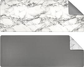 OPUX Anti Fatigue Comfort Floor Mat | Standing Mat for Kitchen Home Office Desk | Reversible Decorative Ergonomically Engi...
