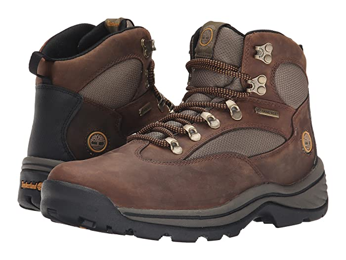 Timberland  Chocorua Trail with Gore-Tex Membrane (Green/Brown) Womens Hiking Boots