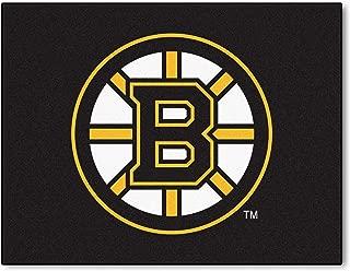 FANMATS NHL Boston Bruins Nylon Face All-Star Rug