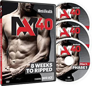 Men's Health MA40: 8 Weeks to Ripped