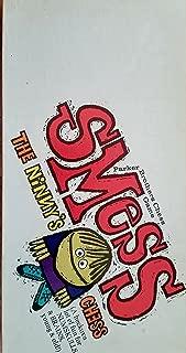 Vintage Smess Game Parker Brothers 1970