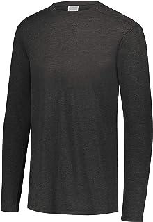 Augusta Sportswear Tri-Blend Long Sleeve Crew