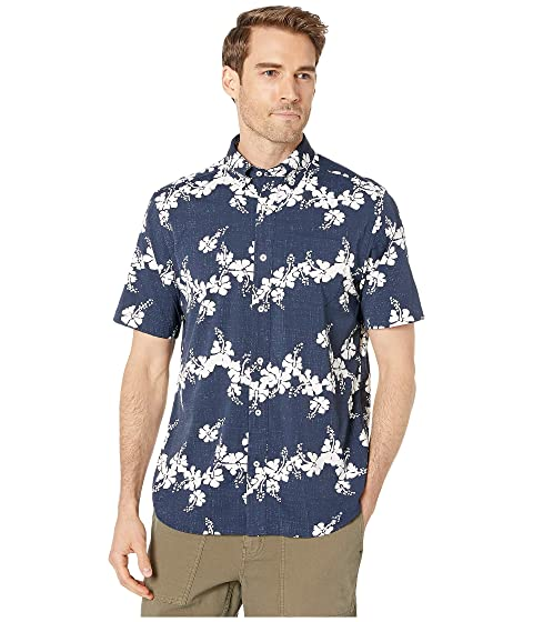 6ac700dc Southern Tide Reyn Spooner Aloha Floral Intercoastal Performance Short  Sleeve Shirt