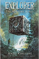 Explorer (The Mystery Boxes #1) Paperback