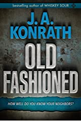 """Old Fashioned (Jacqueline """"Jack"""" Daniels Mysteries Book 14) Kindle Edition"""