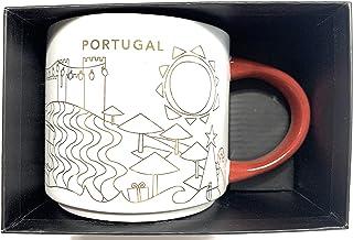 STARBUCKS スターバックス スタバ You Are Here Collection Christmas Edition マグ Portugal クリスマス版 / ポルトガル 414ml - 並行輸入品