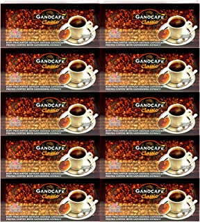 Ganocafe Classic Black Coffee Ganoderma 10 Box