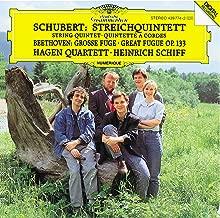 Schubert: String Quintet in C op. posth.163 D956 / Beethoven: Great Fugue in B flat major