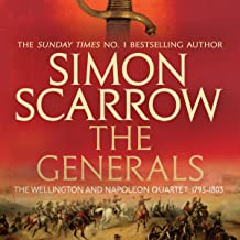 Best simon scarrow the generals Reviews